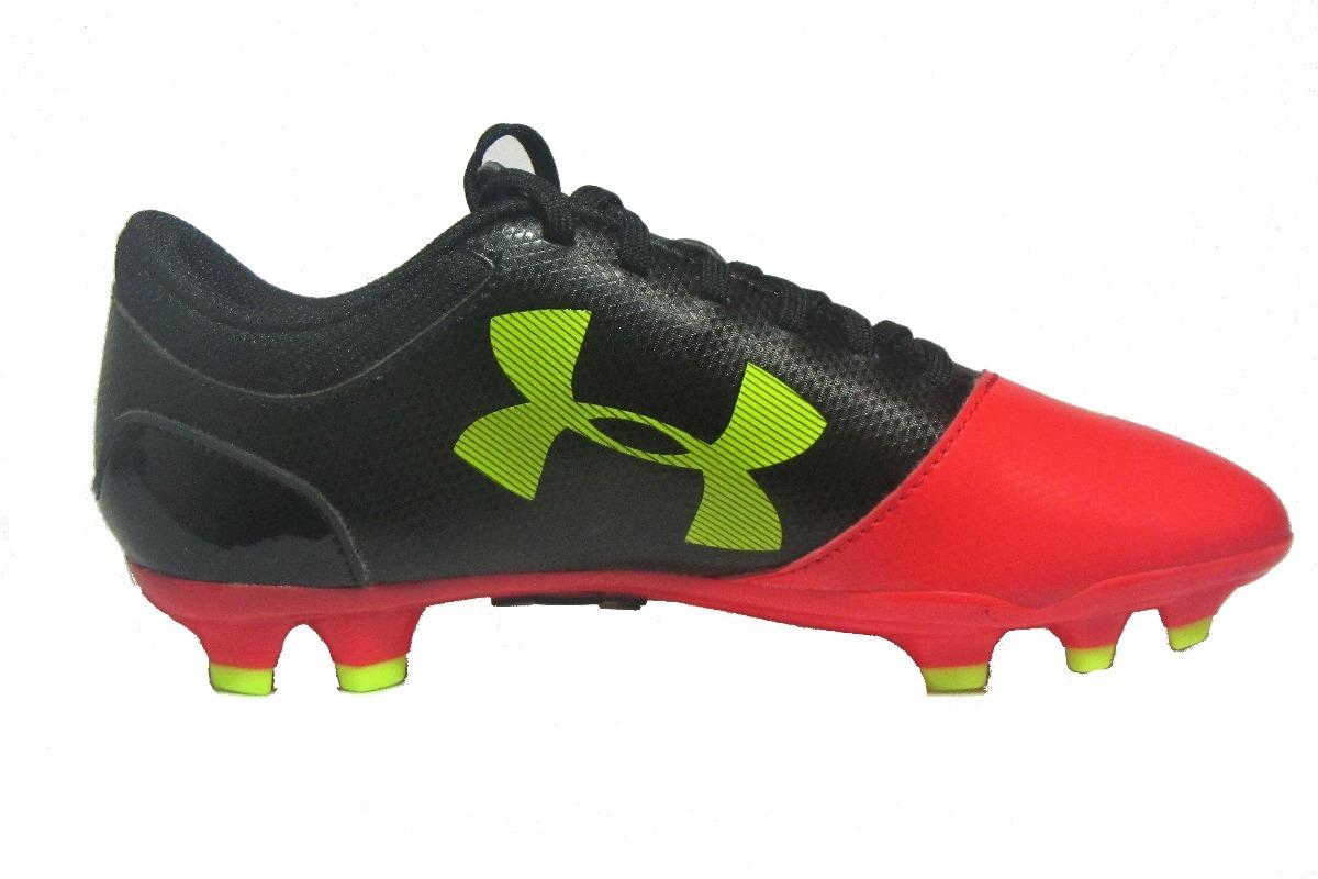 82a74da5b4f9c zapatos futbol ua spotlight dl fg jr para niños under armour. Cargando zoom.