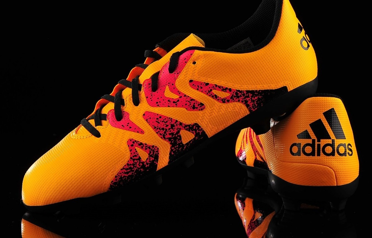 purchase cheap 70585 38005 zapatos fútbol x 15.4 fxg j adidas niño nuevo y original. Cargando zoom.