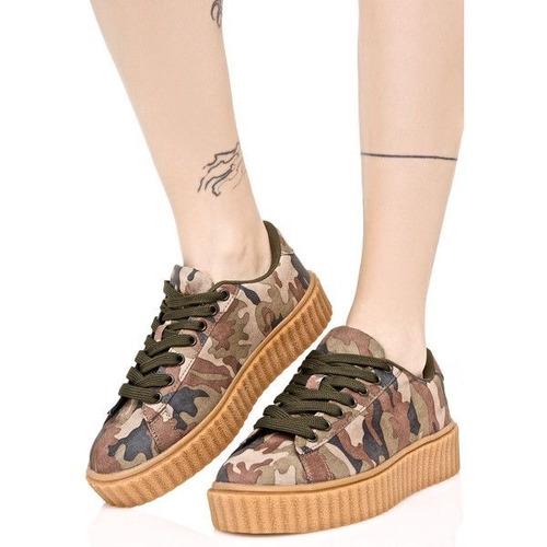 zapatos gamuzados dama suela gruesa tractor moda mujer gamuz