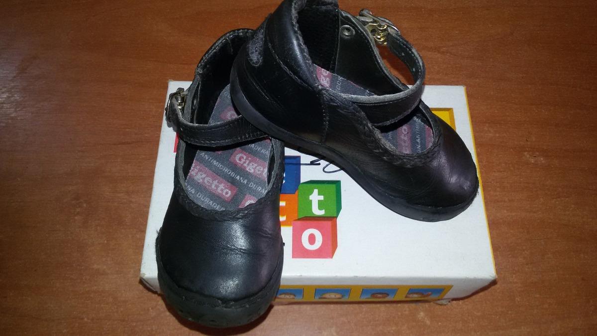 bbbcabd5 Zapatos Gigetto Colegiales Escolares Niña 23 - Bs. 30.000,00 en ...