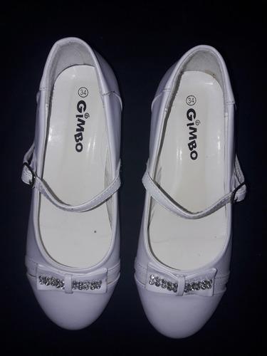 zapatos gimbo niña comunion (12 verdes)