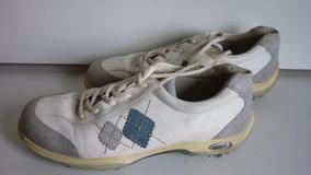 9bb939e88 Zapatos Golf Tamaño 41 Marca Ecco Hecho En Thailand