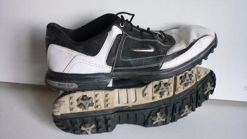 zapatos golf tamaño 43 marca nike air