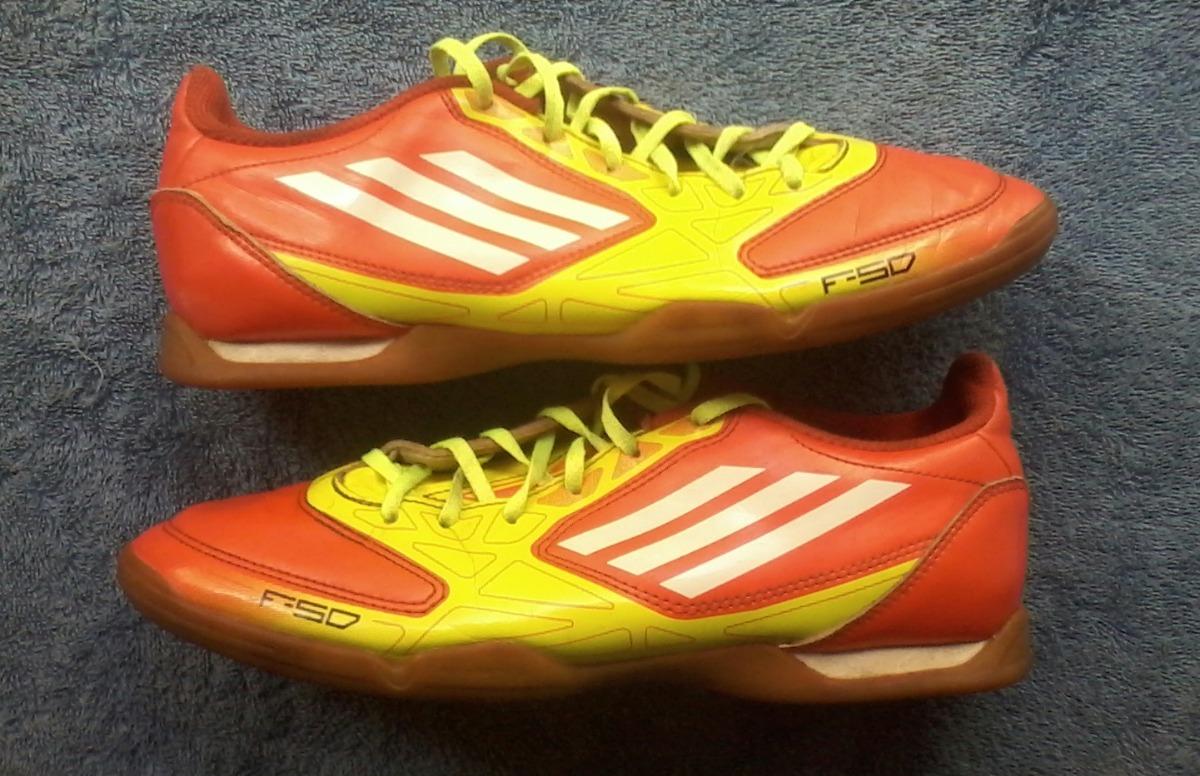 Zapatos Gomas adidas F50 Originales Futsala Futbol Sala - Bs. 90.000 ... 68d0cc0a81c43
