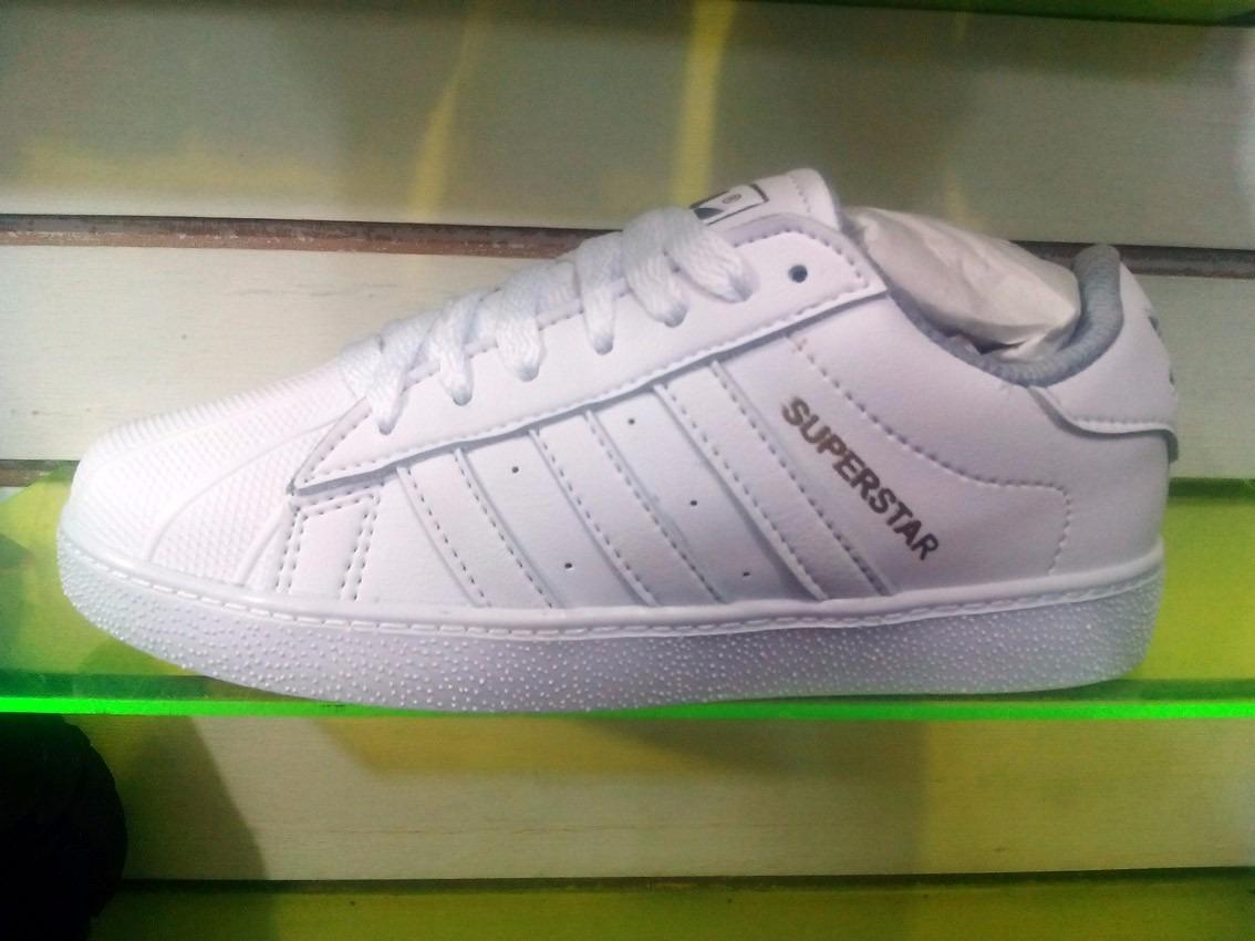 c549876014d19 Zapatos Gomas adidas Super Star Para Caballeros - Bs. 26.999