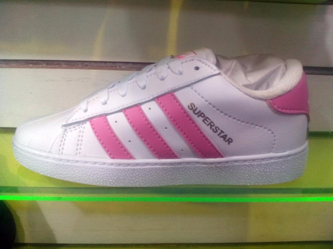 3a96b40d1d6b4 zapatos gomas adidas super star para damas. Cargando zoom.