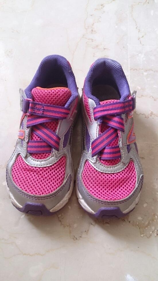 20ed3695 12 En Usado Niña 00 200 Bs 3 New Zapatos Talla Balance Gomas wRwqtP