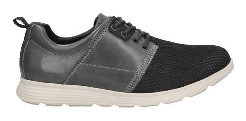 zapatos guante belfast negro