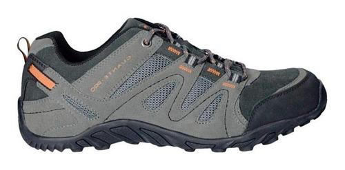 zapatos guante lonquimay gris