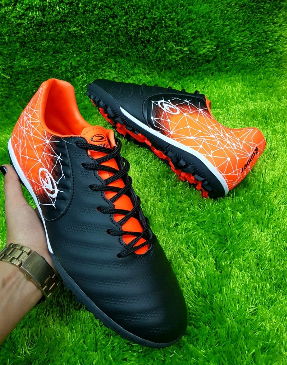 Zapatos   Guayos Runner Zapatilla Deportivos Futbol -   130.000 en ... 379e4ac74a711