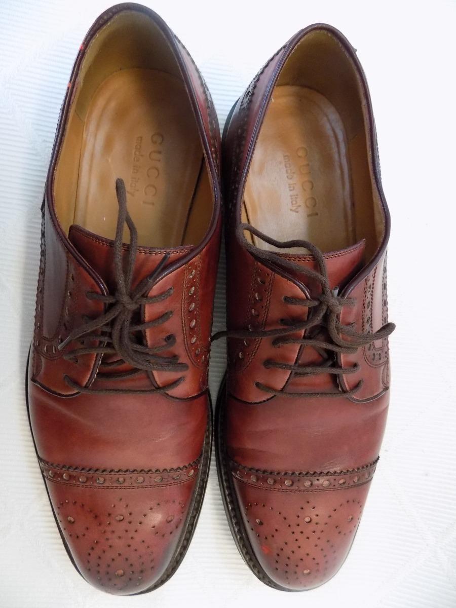 16b4215984fa2 zapatos gucci 27.5 mexicano bostonianos originales. Cargando zoom.