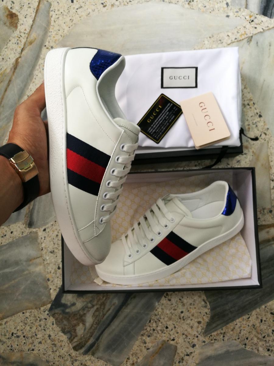 d7ff00dbfb905 Zapatos Gucci Casuales - Caballero 2018 -   320.000 en Mercado Libre