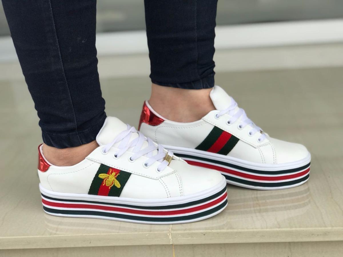 Zapatos Gucci Mujer VN6CTT1 - posted.oreyitrade-cotizaciones.es 6072badf79a