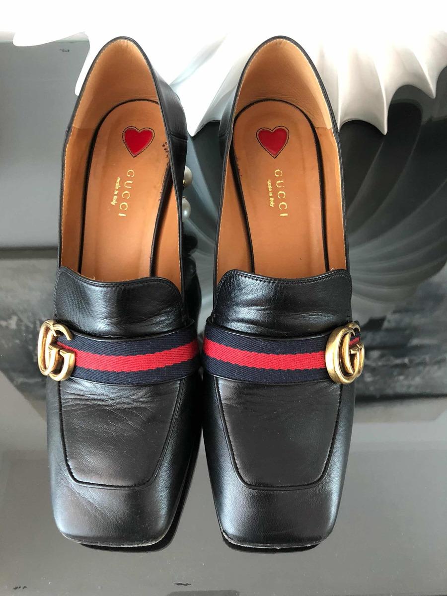 6b76b4fc35f33 zapatos gucci originales. Cargando zoom.