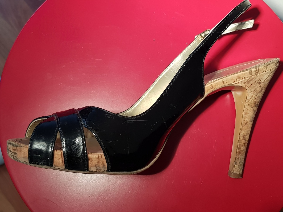 329 Marciano By Negros 00 Y Charol Corcho Zapatos Guess En axqBWfwnWO