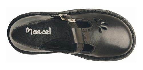 zapatos guillermina colegial 904 marcel 27 al 40 100%cuero voce