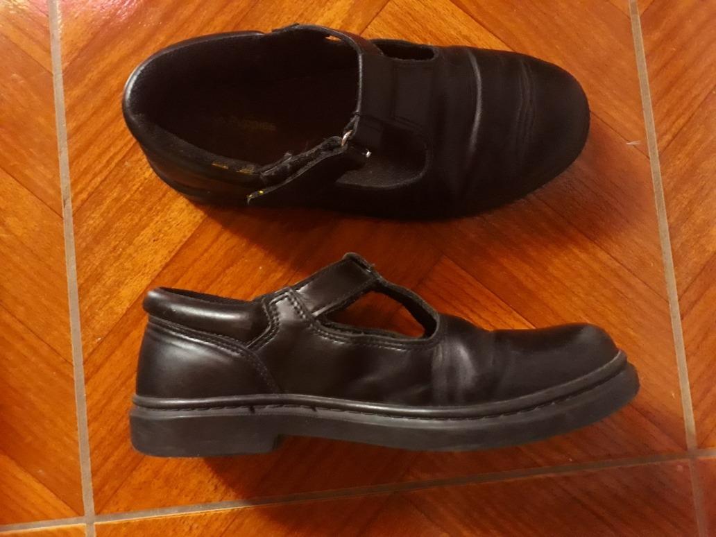 e1f7c58165f Zapatos Guillerminas De Colegio Para Niñas T 37-38 A  700 -   700