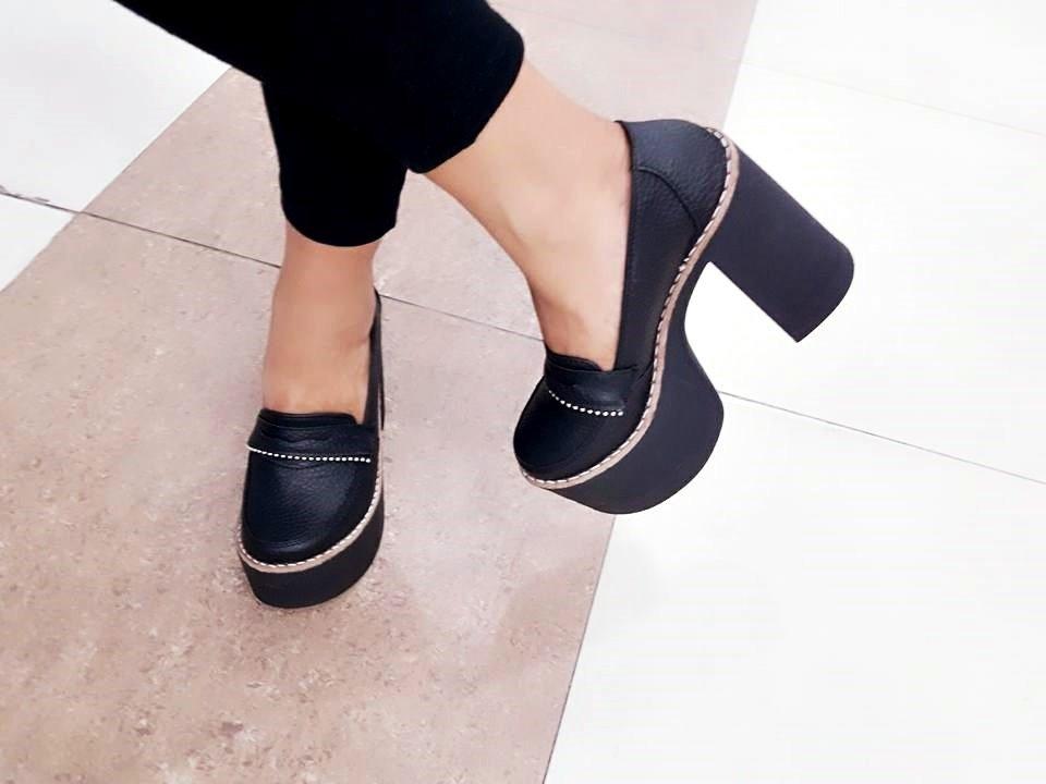 Mujer 2018 350 Zapatos De Plataformas Guillerminas Taco Alto 1 8EwxqwfYr