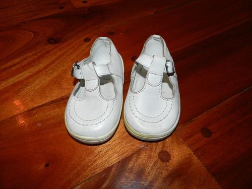 zapatos  guillerminas hush puppies n°19 plantilla 12 cm