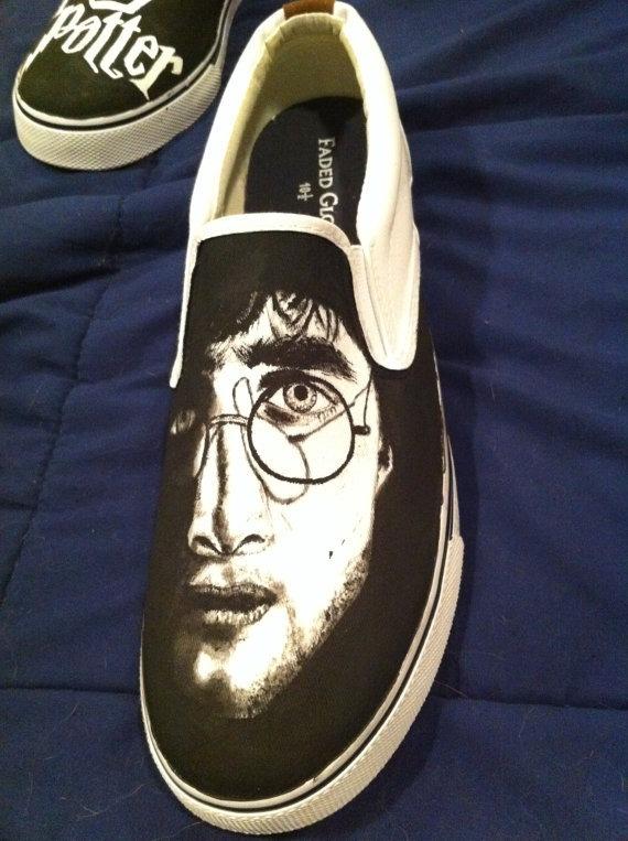 zapatos harry potter vans