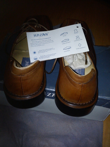 zapatos hazzan numero 38 importados