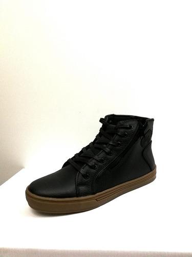 zapatos hombre, botín corto, 100% cuero. quedan con todo!