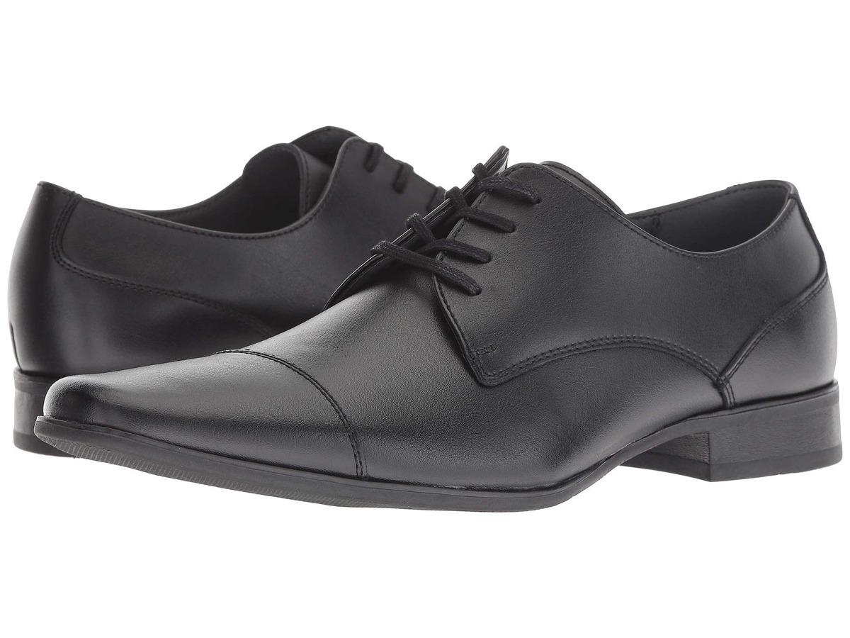 f5359d93dcb zapatos hombre calvin klein bachman soft action leather. Cargando zoom.