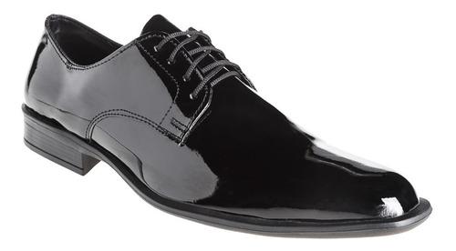 zapatos hombre charol autobrillo fiesta moda importados