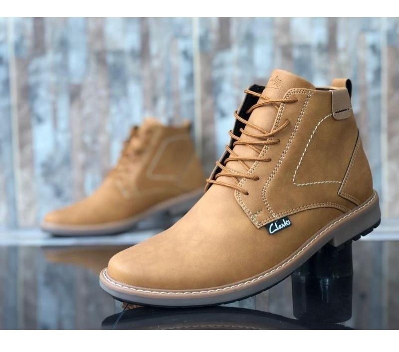 precio loco comparar el precio zapatillas de skate Zapato Hombre,bota Clarks,casual