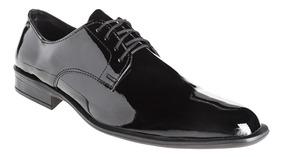 zapatos de charol hombre