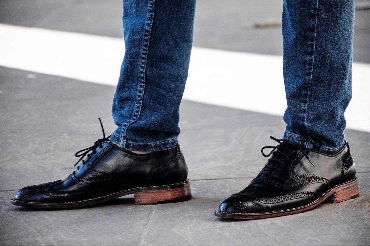 Zapatos De Vestirmodaurbanos Orxedbqcw Calidad 200 100cuero2 Hombre 35jL4AqcR