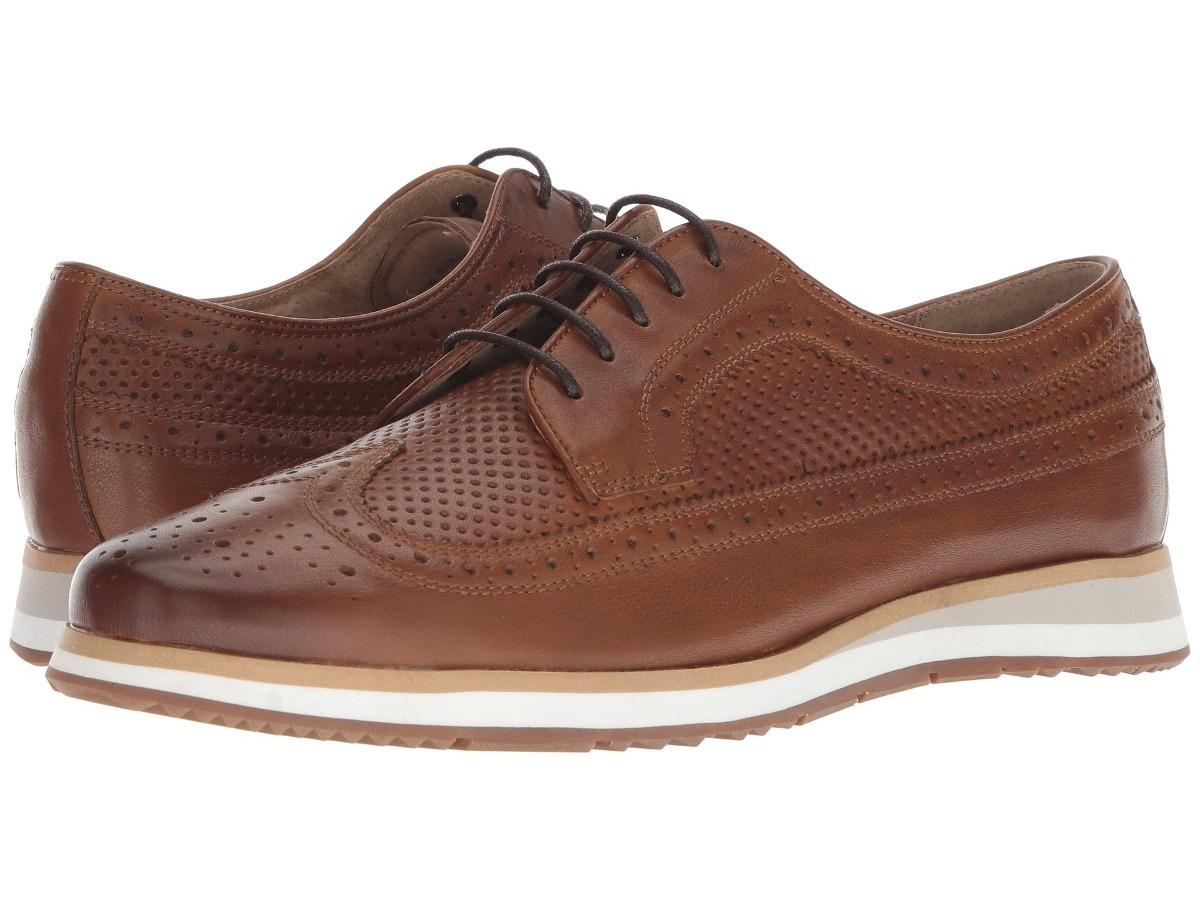 Mercado S Hombre Florsheim 809 En 00 Oxford Zapatos Flux Wingtip zXpxfnwZ