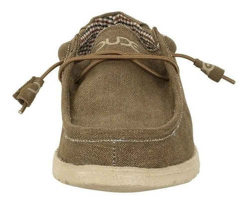 zapatos hombre hey dude wally nut
