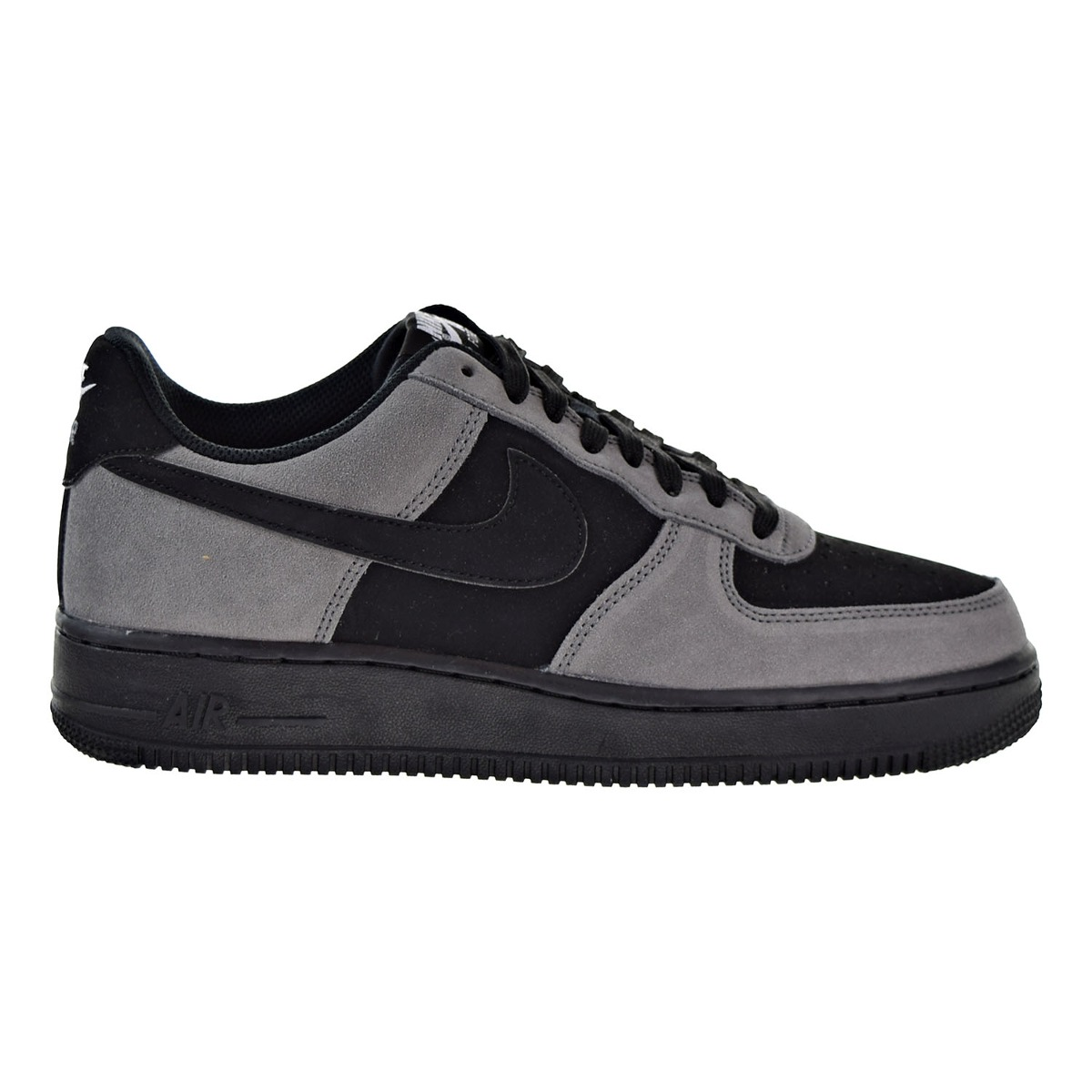 cf61d50249b40 Zapatos Hombre Nike Air Force 1  07 De Bajos Gris Oscuro -   641.360 ...