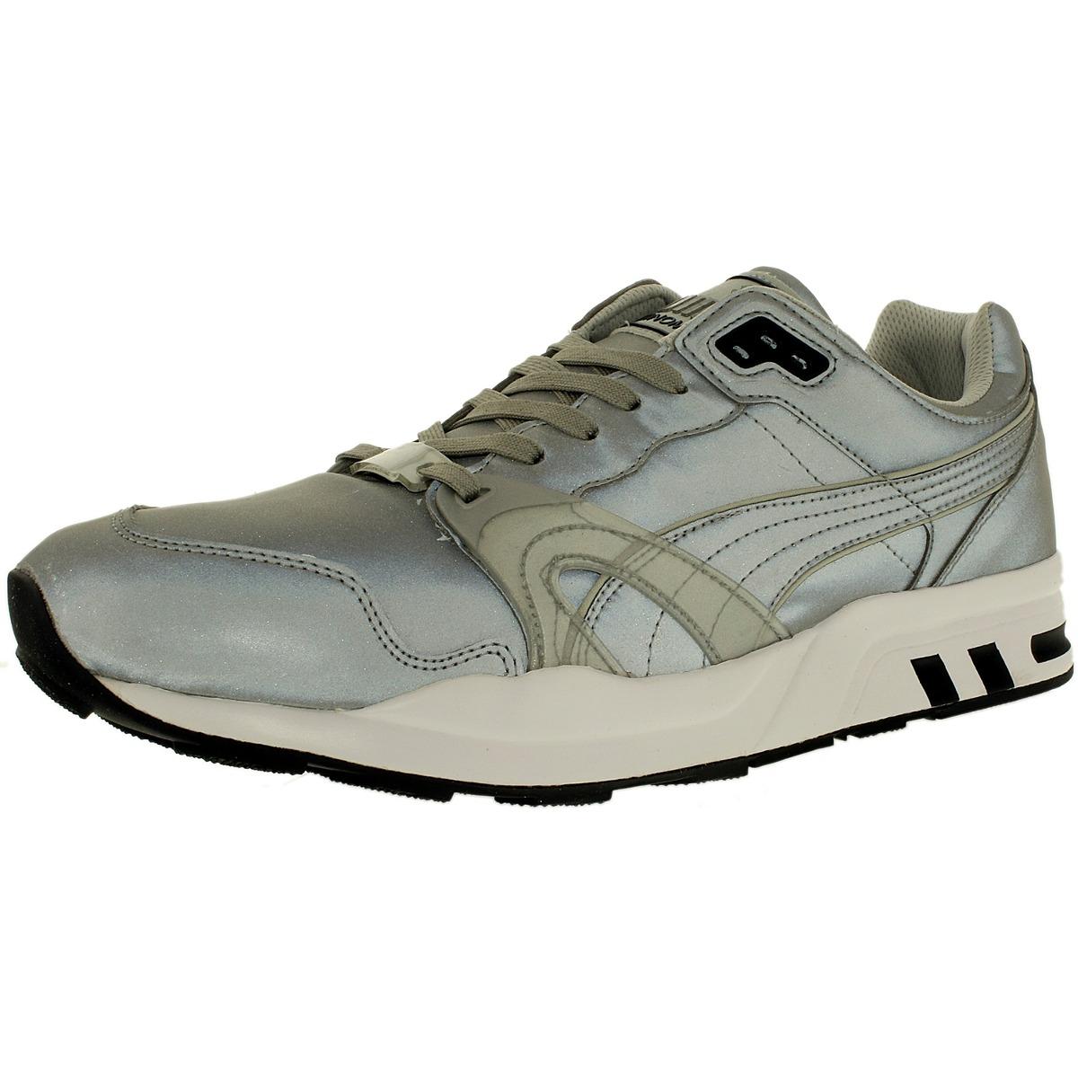 Zapatos Reflectante De Xt1 Metalizado Plata Hombre Puma w7q0p