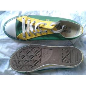 Zapatillas Converse All Star Brasil Zapatos, Usado en