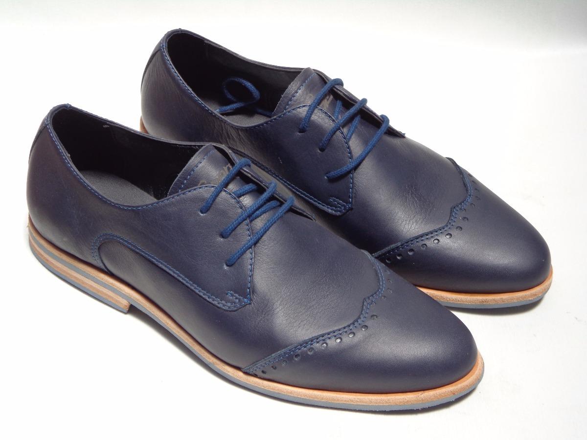 4cc313e1 Zapatos /hombre/cuero/suela/picados/los Mas Comodos - $ 1.599,00 en ...