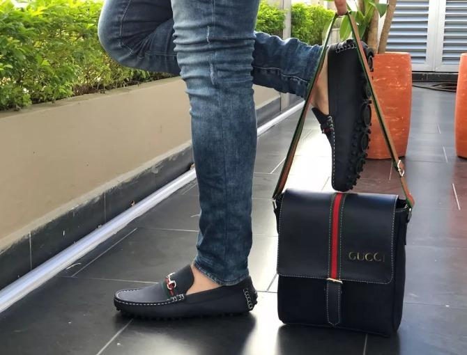 fa8db2979 Zapatos Hombre,mocasines Hombre,bolso Hombre,combo - U$S 59,99 en ...