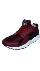 Accesorios Rojo En Con Nike Huarache RopaZapatos Negros Y n0wPOk