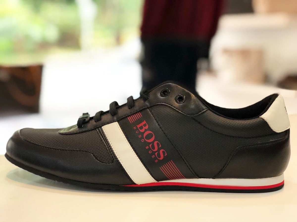 6877eae77a9b7 Zapatos Hugo Boss Versace ¿ % Originales -   899.000 en Mercado Libre