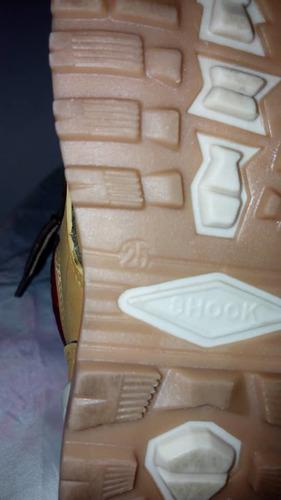 zapatos imitación timberlad para niño