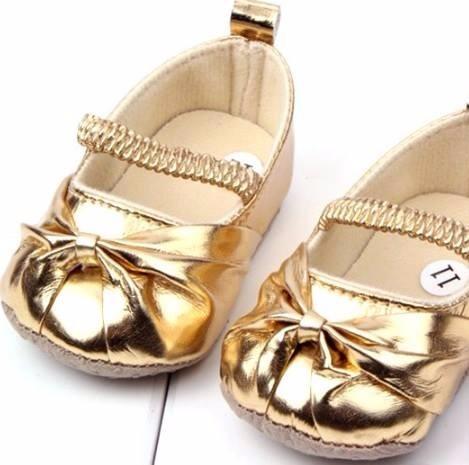 717b2207b8419 Zapatos Importados Dorado Fiesta Bautismo Y Tb Ropa Gap Polo -   463 ...