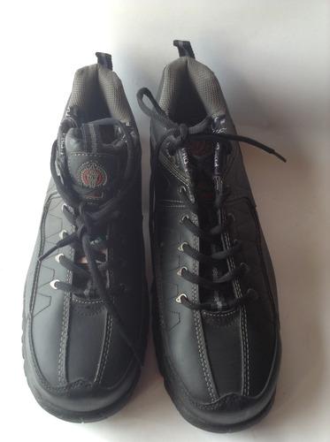 zapatos importados punta acero