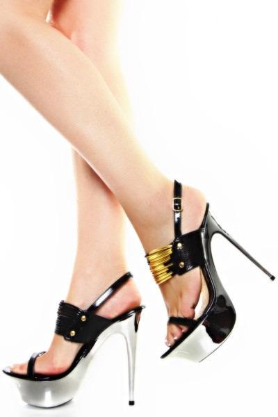Zapatos Importados Stiletto Sandalias Sarkany Taco Alto Usa ... 066bec39303