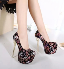 Zapatos Tacones Altos Importados Talla 37 MzVLqSpGU