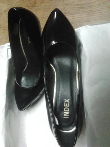 zapatos index, talla 36, s/.140