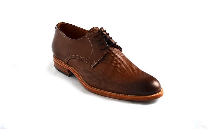 ca0c8888c9a Zapatos Italianos De Cuero Hombre Rossi   Caruso. -   2.500