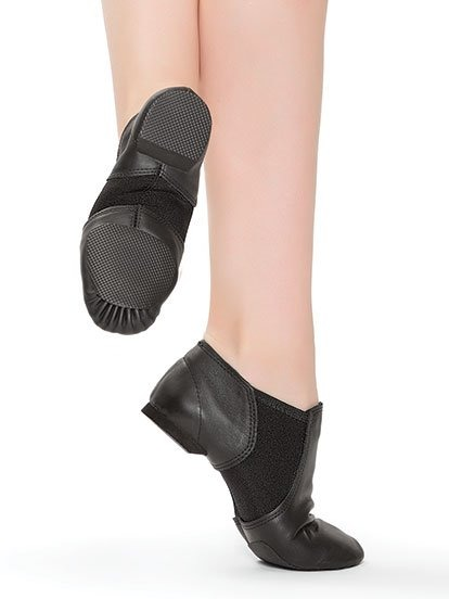 precio razonable materiales superiores distribuidor mayorista Zapatos Jazz Stretch Niña Marca Revolution 19cm Envio Gratis