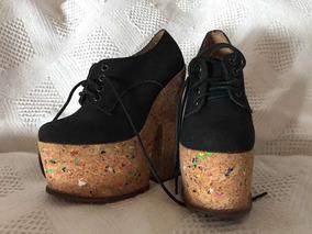 1ec9a353a Zapato Tela Negra Afelpada N  - Ropa y Accesorios en Bs.As. G.B.A. ...