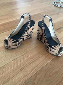 Jimmy Talle De Corcho Zapatos 38 Choo 0vm8nwON